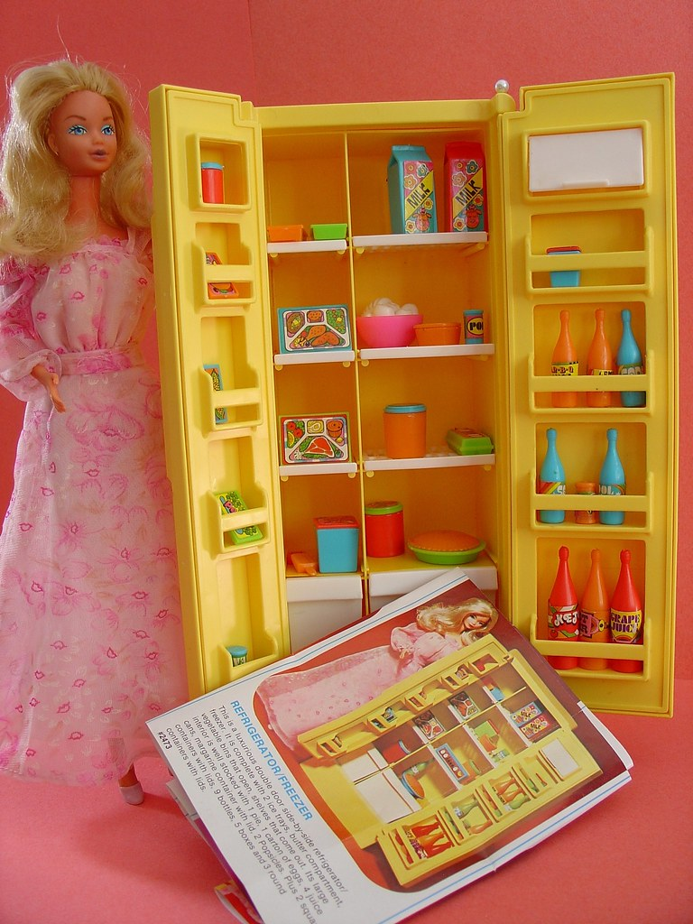 Dreamy Refrigerator