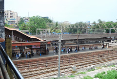 Andheri Train Station