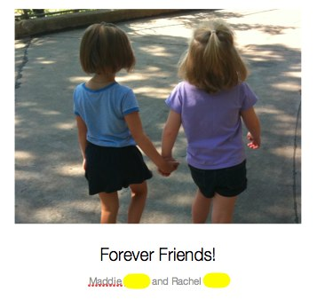 Forever Friends!