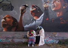 streetart (wojofoto) Tags: streetart holland art amsterdam graffiti kunst nederland smoking netherland hof stadsarchief straatkunst flevopark beeldbank schellingwouderbrug wolfgangjosten wojofoto