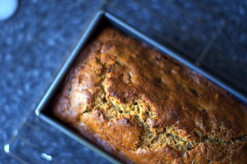 orange date spice bread
