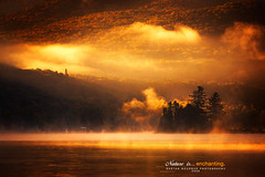 The Third Dimension (Imapix) Tags: morning mist canada art nature canon photography photo foto photographie quebec qubec mysterious brouillard lakemonroe mistery imapix gaetanbourque parcnationaldumonttremblant alemdagqualityonlyclub 100commentgroup vosplusbellesphotos monttemblantnationalpark imapixphotography gatanbourquephotography
