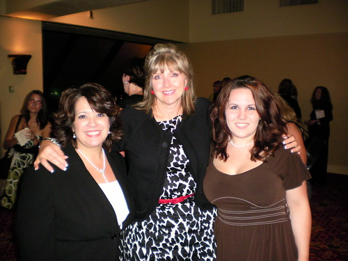 TX State Coordinator for SGP Michelle Lancaster, Kimberly Haney, and I.