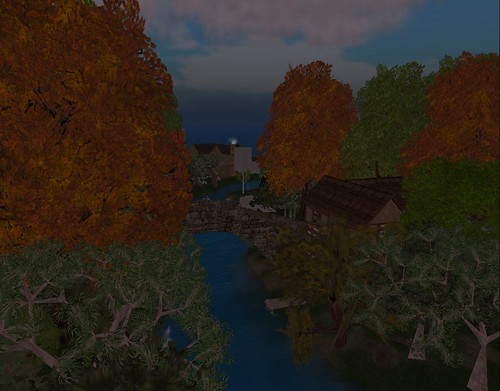 Autumn in Winterfell