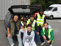 The Epic Fireworks Staff Help Load The Car (EpicFireworks) Tags: lads polish pyro pyrotechnics epicfireworks fireworkcustomers