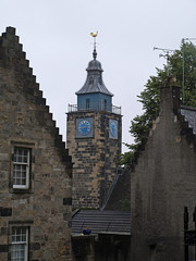 Stirling - Torre del reloj (Rubn Hoya) Tags: uk scotland highlands torre stirling united altas kingdom escocia clocktower reloj gran tierras reino unido bretaa scotlanda