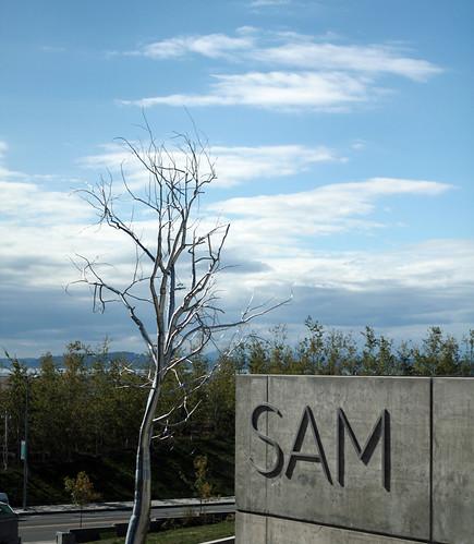Sam Sculpture Park by ~Wesa~