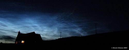 Skye sunsets #24 (La bergerie)