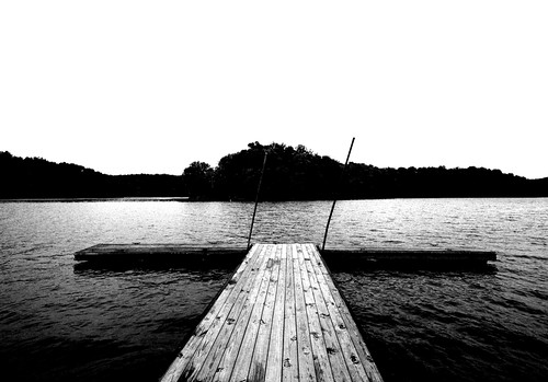 Dock at Salt Fork