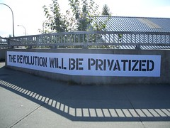 the revolution will be privatized (day) (jerm IX