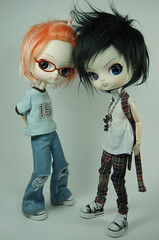 alek and boom (-=april=-) Tags: doll dal boom ciel alek puki obitsu 23cm
