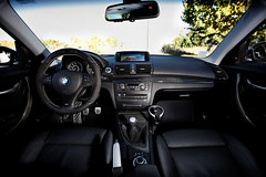 Full Cockpit View (Mark Jardine) Tags: interior performance bmw 135i