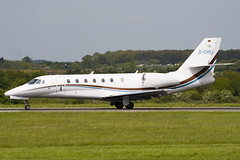 D-CHIL - 680-0156 - Private - Cessna 680 Citation Sovereign - Luton - 090507 - Steven Gray - IMG_2336