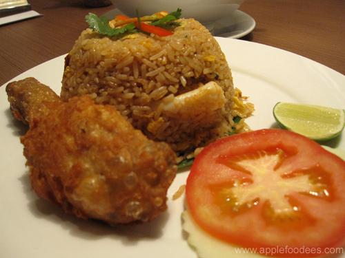 just thai 1utama-Fried Rice