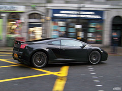 Lamborghini Gallardo Superleggera *Explore* (PWphotography) Tags: scotland aberdeen panning lamborghini supercar gallardo supercars fastcar mostviewed lamborghinigallardo superleggera gallardosuperleggera lamborghinigallardosuperleggera blackgallardo prestigecar blacksuperleggera