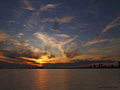 Miami Loves you.. (iCamPix.Net) Tags: sunset canon miami miamibeach 8902 miamisunset missuniversepageant markiii1ds