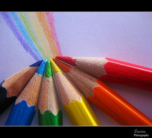 Rainbow Colors [2000+views] (by ktania)