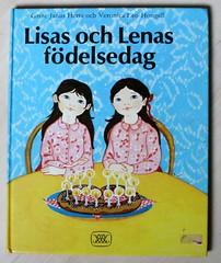 Lisas och Lenas födelsedag