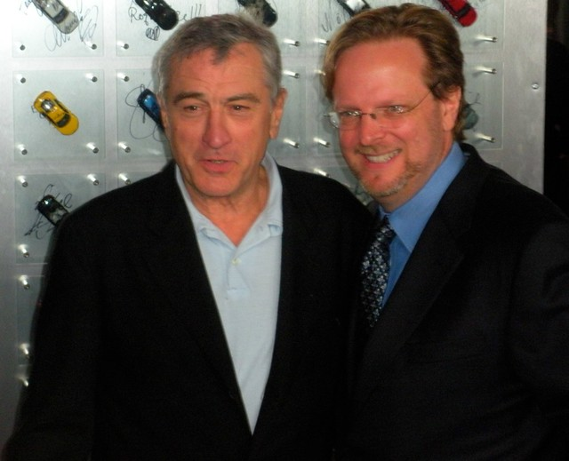 Robert De Niro - Everybody's Fine Premiere