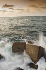 waves (xx Nemo xx) Tags: longexposure sea rock rocks waves stones seawaves crushingwaves