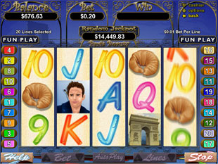 Paris Beauty slot game online review