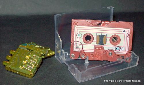 Ramhorn Transformers Generation 1 Encore no17 Cassette's Big Mission Volume 2 set 004