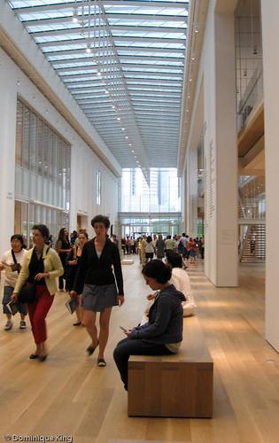 Art Institute of Chicago modern wing 5