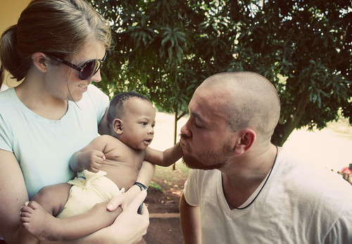 Andrew in Africa