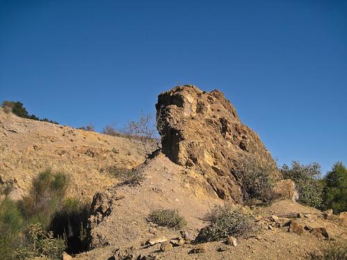 monumental rock