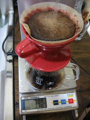 v60-8: Early pour
