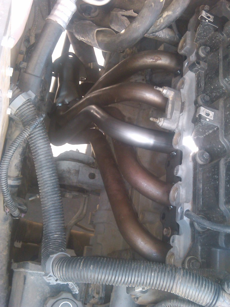2004 chevy colorado 5 cylinder exhaust manifold