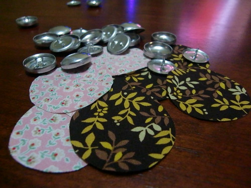 How to Make Cover Buttons