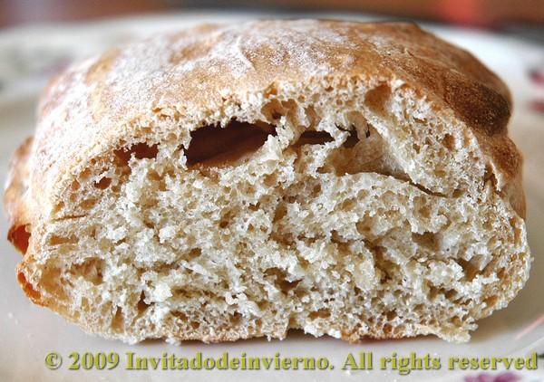 Spelt pain a l'ancienne