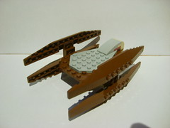 17_ Custom Vulture Droid (Alexander's Lego Gallery) Tags: light storm trooper bike rebel star ship desert lego space luke battle walker solo darth empire saber jedi stormtrooper anakin spaceship lightsaber wars vader vulture clone pilot sith han droid speeder chewbacca leia blaster skywalker rebels galactic organa speederbike
