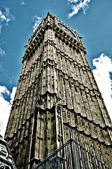 Clock Tower Closeup (Plotz Photography) Tags: city uk greatbritain england london westminster architecture europe unitedkingdom britain bigben clocktower londres angleterre neogothic londonuk londonengland