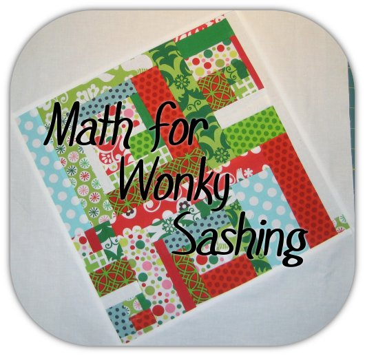 Math for Wonky Sashing