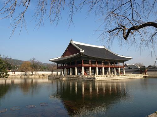 Gyeongbokgung Palace - Seoul Korea