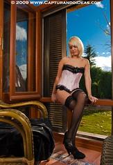 (aNGeL TRuJiLLo PHoTo) Tags: woman beautiful beauty model estudio modelo sesion posado tamron1750 400d