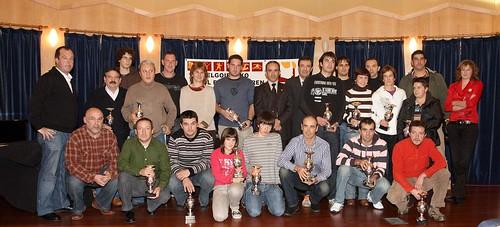 Premios del Deporte Federado de Elgoibar. 22 de Diciembre