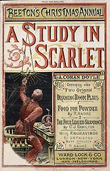 A Study in Scarlet (Beeton's Christmas Annual) by Toronto Public Library Special Collections
