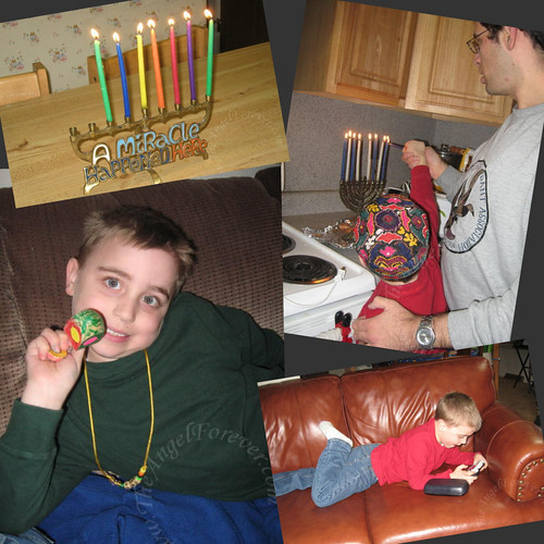 NHL Chanukah 2009
