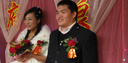 zhong's wedding