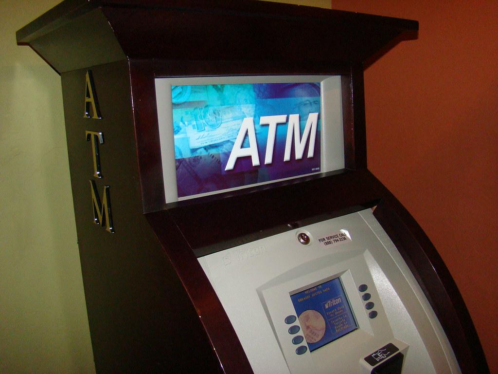 ATM Machine by Rajiv Patel (Rajiv