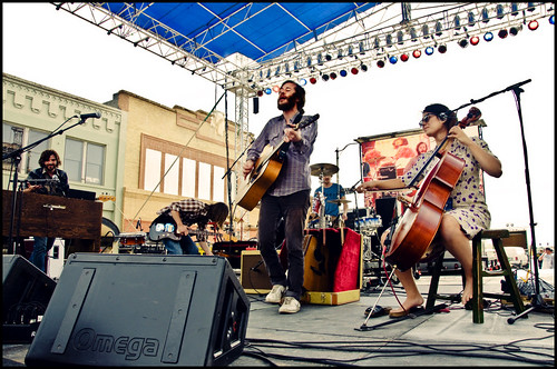 Highlights of 2009 >> Part IV: On Assignment [Norman Music Festival[