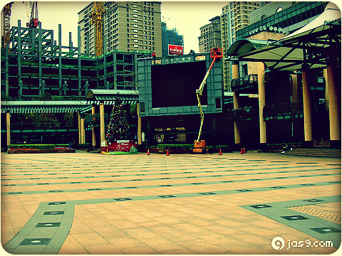 Taipei County Civic Square