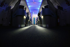 The New Cathay Pacific Business Class (Ch.H) Tags: new fish max eye december angle pacific cx x class hong kong business boeing 2009 cathay 747 roissy the 467 oneworld lfpg vhhh