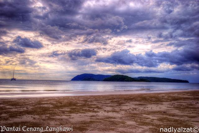 Pantai Cenang,Langkawi