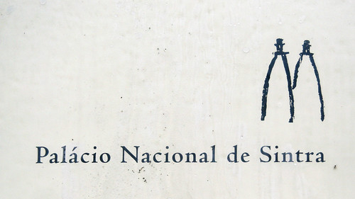 Logo Palácio Nacional de Sintra