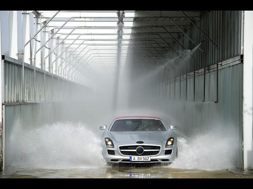 2011 Mercedes-Benz SLS AMG Roadster