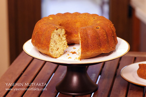 Cevizli Üzümlü Kek